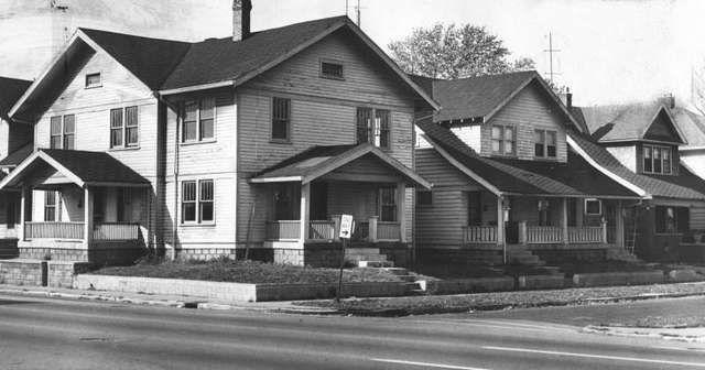 Sylvia's Childhood Home